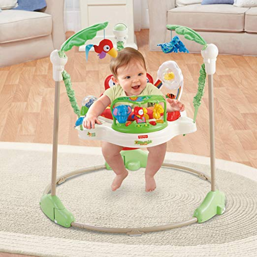 1fb4bc378 Fisher-Price Rainforest Jumperoo - Best Baby Jumper